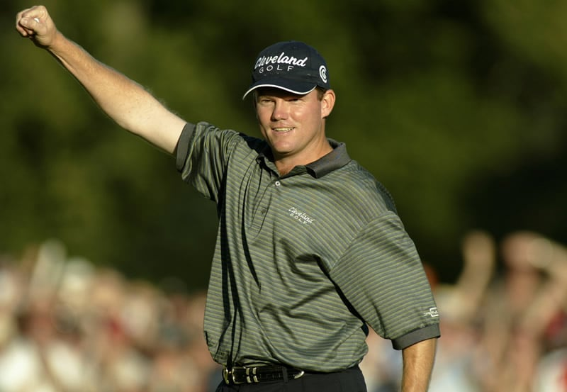 2003: Shaun Micheel, Oak Hill Country Club