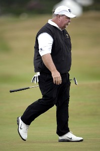 Craig Stadler (US) during the third round of the 2006 Senior British Open Championship at The Westin Turnberry Resort in Ayrshire, Scotland on Saturday, July 29, 2006.Photo by Matthew Harris/WireImage.com