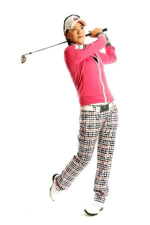 CITY OF INDUSTRY, CA - MARCH 22:  Na Yeon Choi of South Korea poses for a portrait on March 22, 2011 at the Industry Hills Golf Club in the City of Industry, California.  (Photo by Jonathan Ferrey/Getty Images)