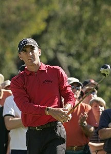 Charles Howell III during the third round of the Nissan Open held at Riviera Country Club in Pacific Palisades, California, on February 17, 2007. Photo by: Chris Condon/PGA TOURPhoto by: Chris Condon/PGA TOUR