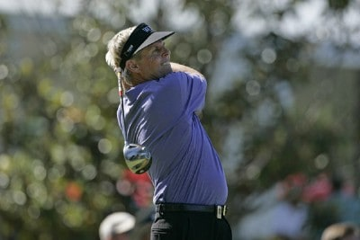 Wayne Levi during the second round of the Boeing Championship at Sandestin at Raven Golf Club in Destin, Florida on May 13, 2006.Photo by Michael Cohen/WireImage.com