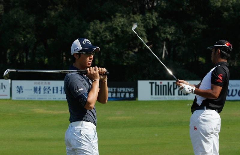 Ryo Ishikawa, Hideki Matsuyama