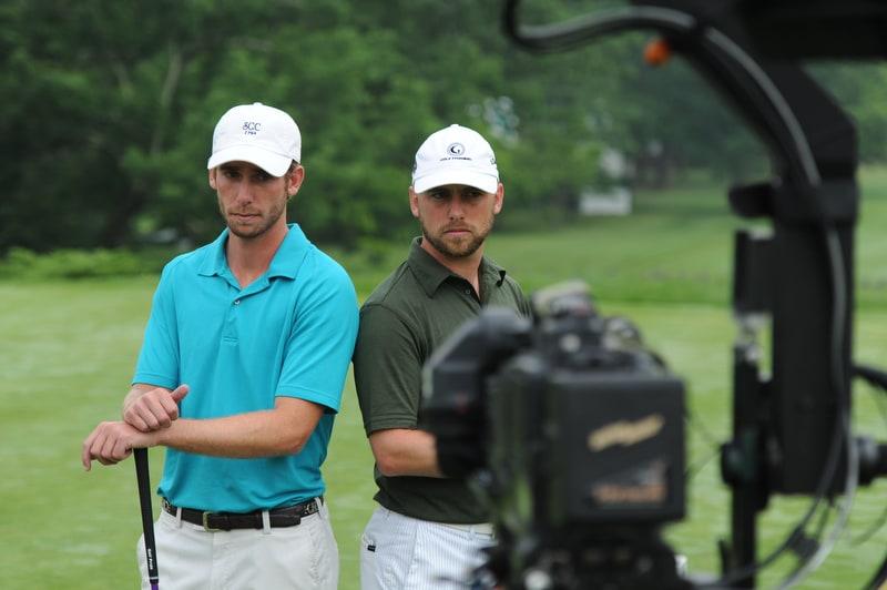 Big Break Greenbrier, Mark Silvers and James Lepp