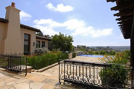 Phil Mickelson's El Mirlo house