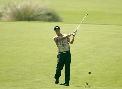 Daniel Chopra during the second round of THE PLAYERS Championship held on THE PLAYERS Stadium Course at TPC Sawgrass in Ponte Vedra Beach, Florida, on May 11, 2007. PGA TOUR - 2007 THE PLAYERS Championship - Second RoundPhoto by Hunter Martin/WireImage.com