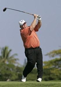 Craig Stadler during the first round of the 2007 MasterCard Championship at Hualalai held at Hualalai Golf Club in Ka'upulehu-Kona, Hawaii, on January 19, 2007. Photo by: Chris Condon/PGA TOURPhoto by: Chris Condon/PGA TOUR