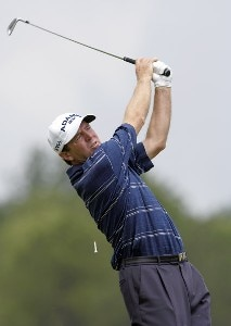 Des Smyth during the third and final round of the Regions Charity Classic held at Robert Trent Jones Golf Trail at Ross Bridge in Birmingham, AL, on May 7, 2006.Photo by Steve Levin/WireImage.com