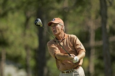 Ben Crenshaw during the second round of the Boeing Championship at Sandestin at Raven Golf Club in Destin, Florida on May 13, 2006.Photo by Michael Cohen/WireImage.com
