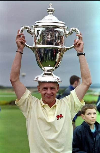 Luke Donald, 1999 Walker Cup