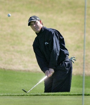Scott McCarron in action during the second round of the BellSouth Classic, April 3,2005, held at the TPC at Sugarloaf Golf Cub, Duluth, Georgia.