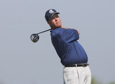 Glen Day in action during the first round of the Nationwide Tour 2006 LaSalle Bank Open at the The Glen Club in Glenview, Illinois on June 8, 2006.Photo by Steve Grayson/WireImage.com