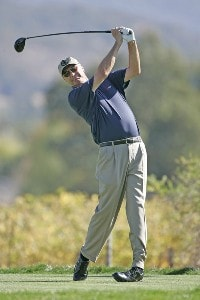 Don Pooley during the first round of the Charles Schwab Cup Championship held at Sonoma Golf Club in Sonoma, California, on October 26, 2006. Photo by: Chris Condon/PGA TOURPhoto by: Chris Condon/PGA TOUR