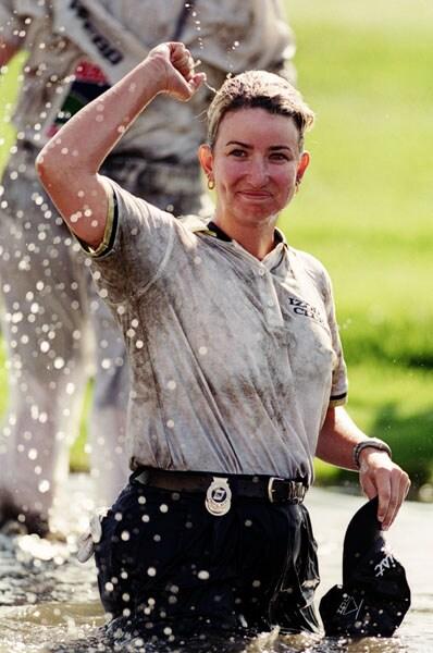 2000: Karrie Webb