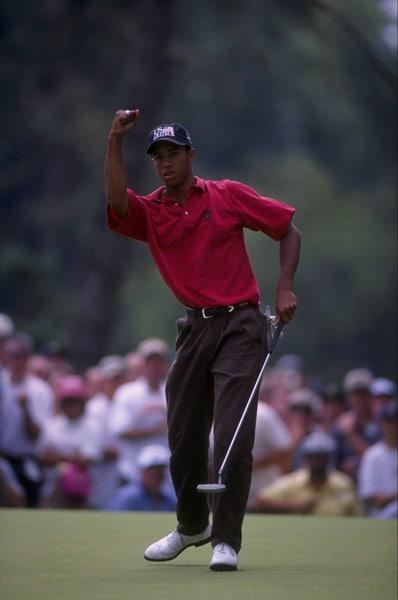 Tiger Woods, 1996 U.S. Amateur