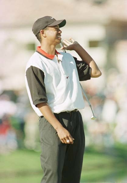 Tiger Woods, 1996