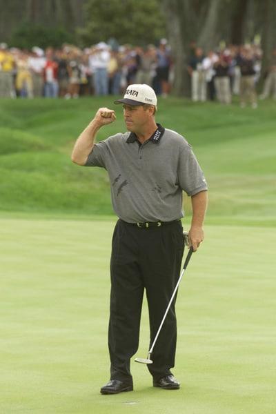 2000: Hal Sutton
