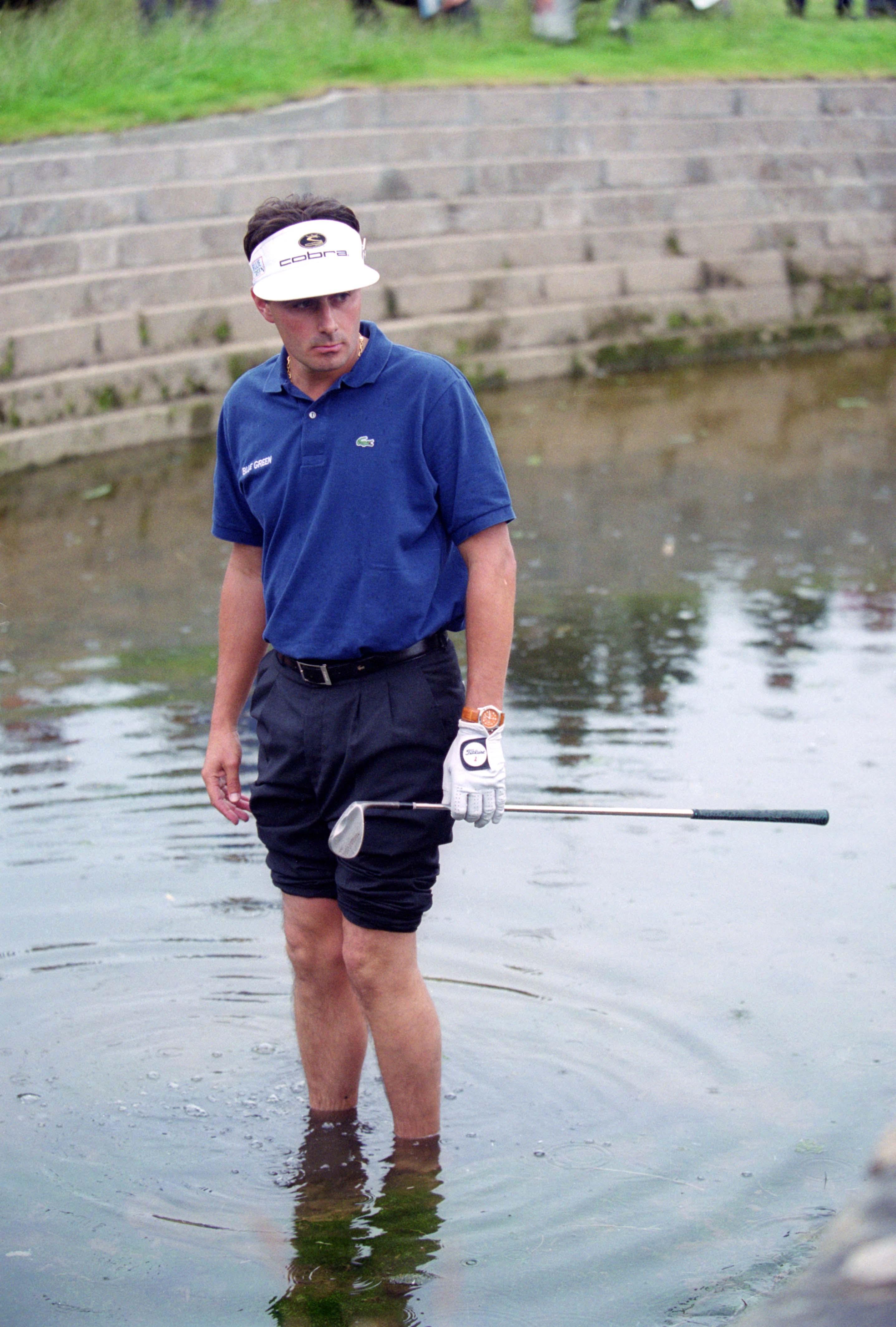 Jean Van de Velde, 1999 Open Championship