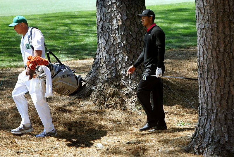 2007 Masters, T-2