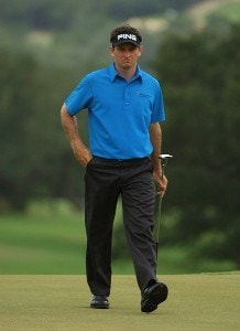 Mark Wilson during the first round of the Velero Texas Open played on the Resort Course at La Cantera on Thursday, September 21, 2006 in San Antonio, Texas PGA TOUR - 2006 Valero Texas Open - First RoundPhoto by Marc Feldman/WireImage.com