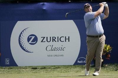 Scott Gutschewski during the third round of the Zurich Classic of New Orleans held at TPC Louisiana in New Orleans, Louisiana, on April 21, 2007. Photo by: Stan Badz/PGA TOURPhoto by: Stan Badz/PGA TOUR