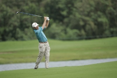 Ben Crenshaw in action during the first round of the 2006 Turtle Bay Championship - Turtle Bay Resort, Kahuku, Oahu, HawaiiPhoto by: Chris Condon/PGA TOUR