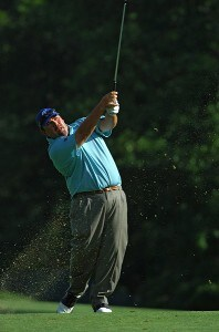 Kevin Stadler during the first round of the 2006 U.S. Open Golf Championship at Winged Foot Golf Club in Mamaroneck, New York on June 15, 2006.Photo by Marc Feldman/WireImage.com
