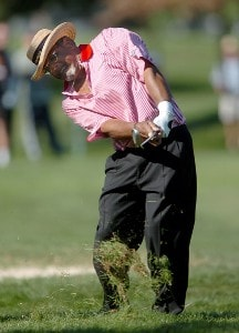 Jim Thorpe in action during the final round of the 2006 Charles Schwab Championship Cup at the Sonoma golf Club in Sonoma, California on October 29, 2006. Champions Tour - 2006 Charles Schwab Cup Championship - Final RoundPhoto by Steve Grayson/WireImage.com