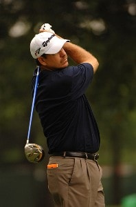 Bart Bryant during the first round of the Stanford St. Jude Championship at the TPC Southwinds on Thursday, June 7, 2007 in Memphis, Tennessee. PGA TOUR - 2007 Stanford St. Jude Championship - First RoundPhoto by Marc Feldman/WireImage.com