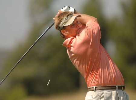 Mike Heinen in action during the second round of the 2005 Mark Christopher Charity Classic Presented by Adelphia at Empire Lakes Golf Course in Rancho Cucamonga, California September 16, 2005.Photo by Steve Grayson/WireImage.com