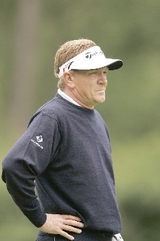 Paul Broadhurst during the third round of the 2005 KLM Open at Hilversumsche Golf Club in the Netherlands on June 11, 2005.Photo by Pete Fontaine/WireImage.com
