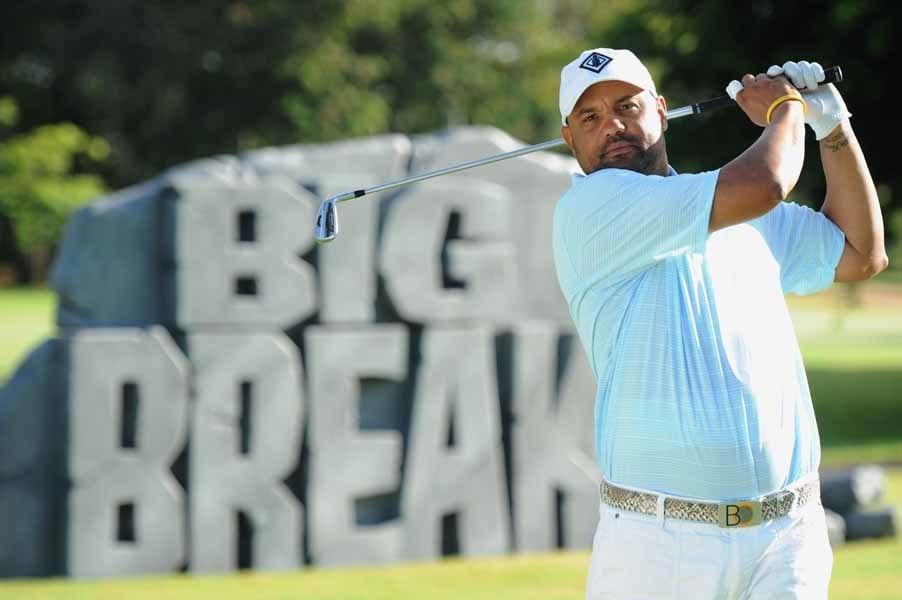 Brian Cooper on Big Break NFL Puerto Rico