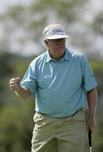 Andy Bean during the third and final round of the Constellation Energy Classic at Hayfields Country Club in Hunt Valley, Maryland on September 17, 2006.Photo by Michael Cohen/WireImage.com