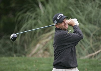 Mark Brooks during the first round for THE PLAYERS Championship held at the TPC Stadium Course in Ponte Vedra Beach, Florida on March 23, 2006.Photo by Chris Condon/PGA TOUR/WireImage.com