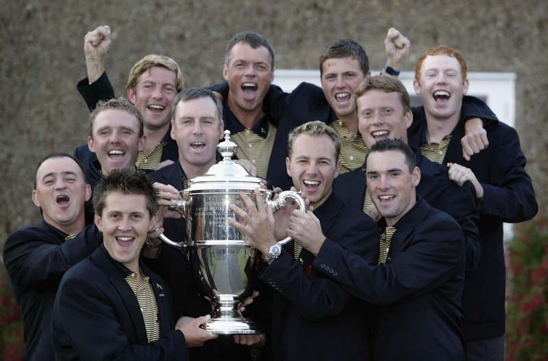 Great Britain and Ireland, 2003 Walker Cup