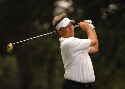 John Cook during the first round of the Stanford St. Jude Championship at the TPC Southwinds on Thursday, June 7, 2007 in Memphis, Tennessee. PGA TOUR - 2007 Stanford St. Jude Championship - First RoundPhoto by Marc Feldman/WireImage.com