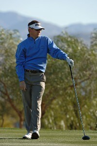 Heath Slocum during the second round of the Bob Hope Chrysler Classic at The Classic Club in Palm Desert, California on Thurday, January 18, 2007. PGA TOUR - 2007 Bob Hope Chrysler Classic - Second RoundPhoto by Marc Feldman/WireImage.com