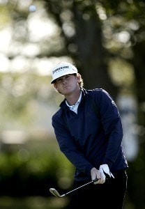 Brandt Snedeker during the final round of the Nationwide Tour Championship held at The Hustonian Golf and Country Club on Sunday, November 12, 2006. Nationwide Tour - 2006 Championship at The Houstonian - Final RoundPhoto by Sam Greenwood/WireImage.com