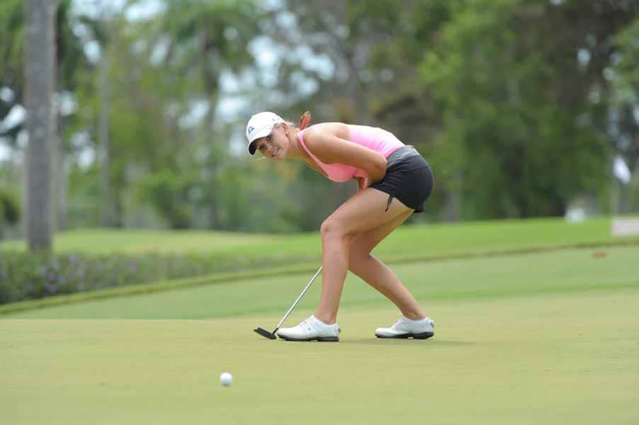 Emily Talley on Big Break NFL Puerto Rico