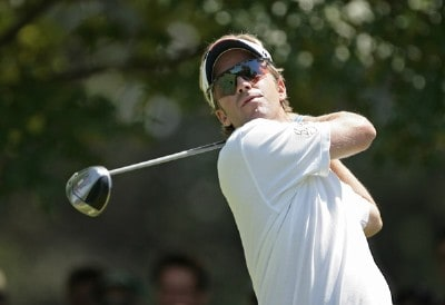 Brett Quigley during the third round of the Buick Open held at Warwick Hills Golf & Country Club in Grand Blanc, Michigan, on June 30, 2007. Photo by: Chris Condon/PGA TOURPhoto by: Chris Condon/PGA TOUR
