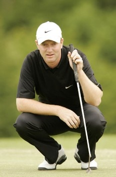 Richard McEvoy during the first round of the 2005 Aa St Omer Open at the Aa St Omer  Golf Club. June 16, 2005Photo by Pete Fontaine/WireImage.com