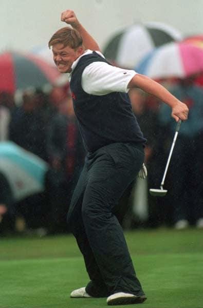 Gordon Sherry, 1995 Walker Cup