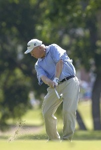 Billy Mayfair during the final round of the Bank of America Colonial held at the Colonial Country Club on Sunday, May 21, 2006 in Ft. Worth, TexasPhoto by Marc Feldman/WireImage.com