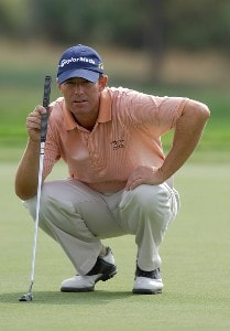 Scott Ford during the second  round of the 2006 Mark Christopher Charity Classic at the Empire Lake Golf Club in Rancho Cucamonga, California on Friday, October 6, 2006 Nationwide Tour - 2006 Mark Christopher Charity Classic - Second RoundPhoto by Marc Feldman/WireImage.com