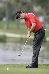 Mark Wilson during the third round of The Honda Classic held at the PGA National Resort & Spa-Championship Course in Palm Beach Gardens, Florida, on March 3, 2007. Photo by: Stan Badz/PGA TOURPhoto by: Stan Badz/PGA TOUR