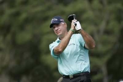 Bruce Fleisher during the first round of the 2006 Turtle Bay Championship - Turtle Bay Resort, Kahuku, Oahu, HawaiiPhoto by: Chris Condon/PGA TOUR