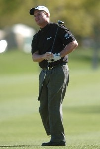 Joe Durant in action during the second round of the 2007 Bob Hope Chrysler Classic at Bermunda Dunes Country Club in Bermuda Dunes, California on January 18, 2007. PGA TOUR - 2007 Bob Hope Chrysler Classic - Second RoundPhoto by Steve Grayson/WireImage.com