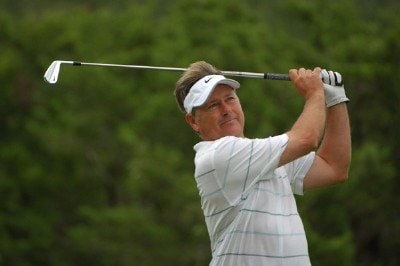 John Cook during the first round of the Velero Texas Open played on the Resort Course at La Cantera on Thursday, September 21, 2006 in San Antonio, Texas PGA TOUR - 2006 Valero Texas Open - First RoundPhoto by Marc Feldman/WireImage.com