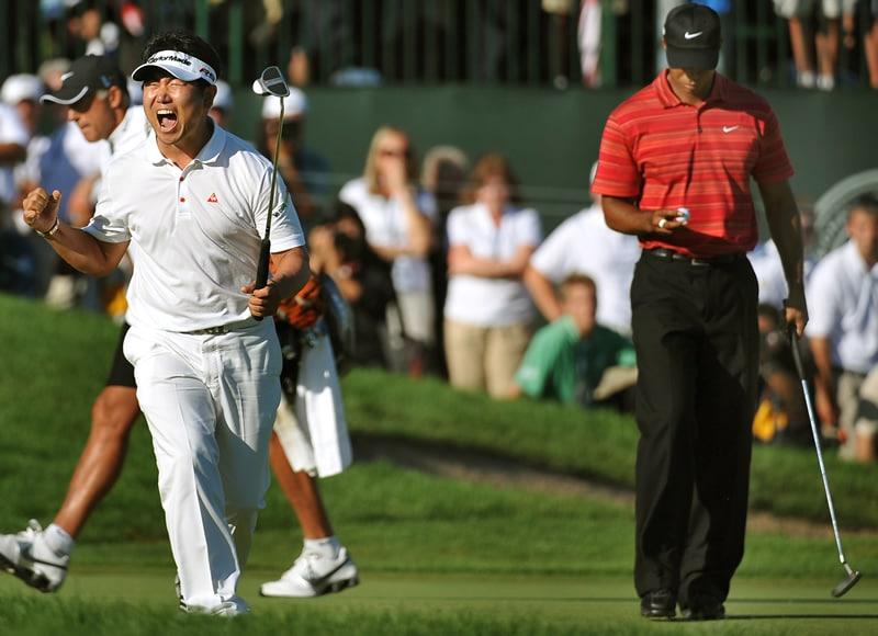 2009: Y.E. Yang, Hazeltine National Golf Club