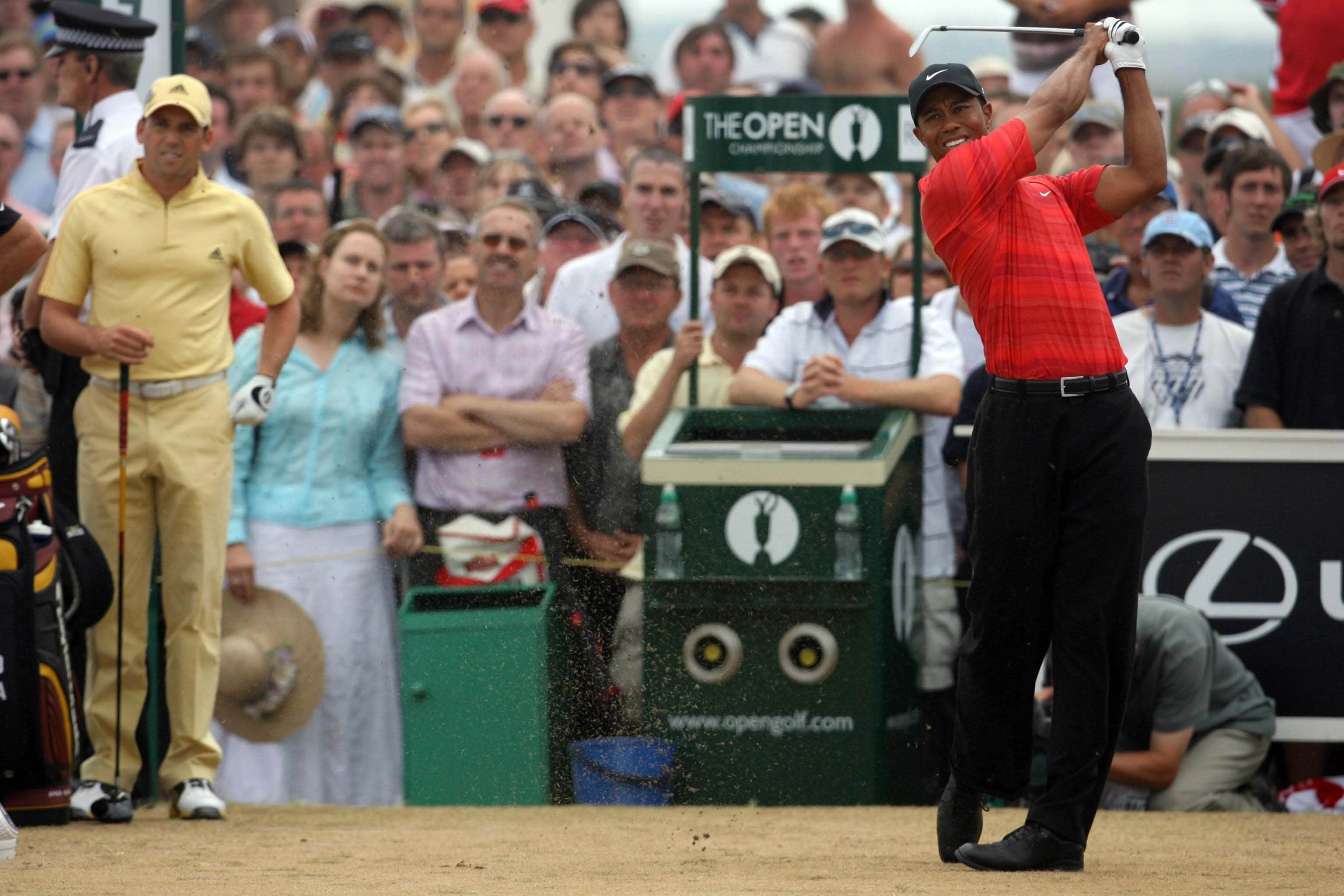 2006: Tiger Woods