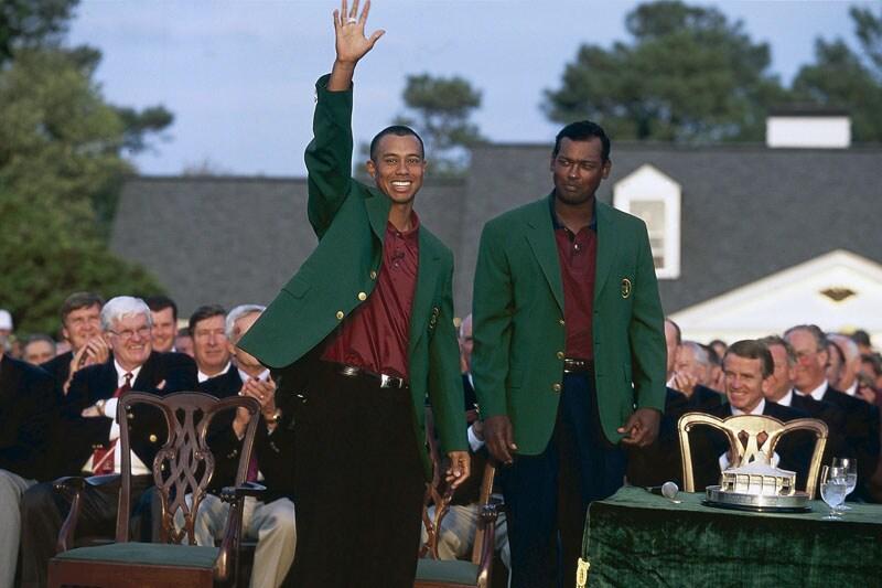 2001 Masters, Win